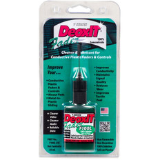 DeoxIT® Fader Needle Dispenser, 100% solution, 25 mL  F100L-L25C