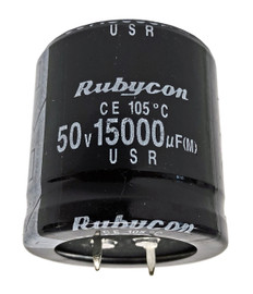 Electrolytic Capacitor (15,000uFx50V)  CAP15000X50