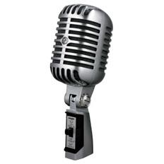 SHURE Cardioid Dynamic Microphone  55SH Series II