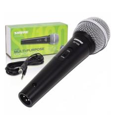 SHURE Cardioid Dynamic Microphone  SV100-W