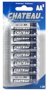 AA Super Heavy Duty Batteries (8pcs)  AA-8CH