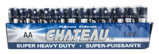 AA Super Heavy Duty Batteries (48pcs)  AA-48CH