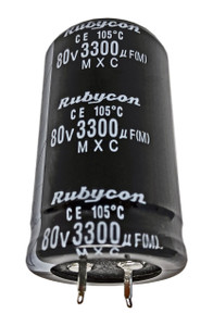 Electrolytic Capacitor (3300uFx80V)  CAP3300x80