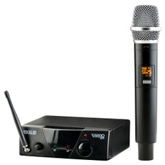 Wireless 10-Channel UHF Microphone System  VSM-10