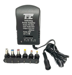Universal Switching Power Supply, 2500mA  PW-2500