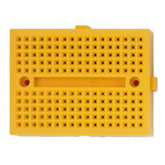 Protoboard/Breadboard  ZY-170-YELLOW