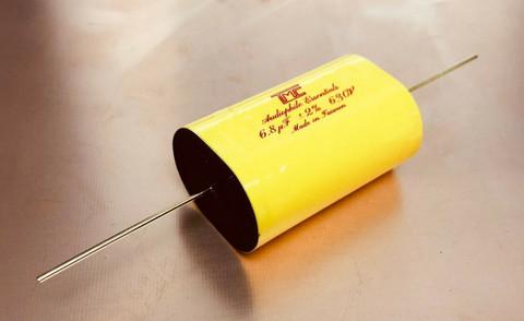 Pro Audio Mylar Capacitor (6.8uF)  CAP6.8X630G