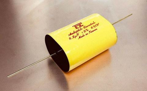 Pro Audio Mylar Capacitor (8.2uF)  CAP8.2X630G