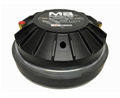 """High Frequency 4"""" Compression Driver TW-97"""