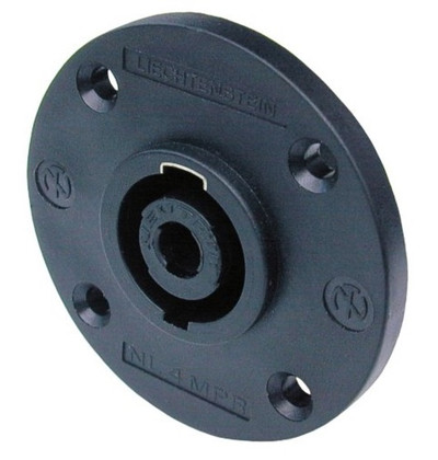 Neutrik SpeakON 4-pole Connector  NL4MPR