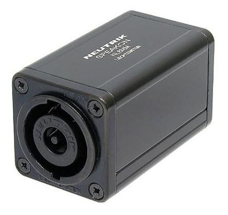 Neutrik SpeakON 8-pole Coupler  NL8MM