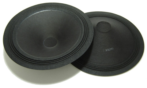 "10"" Deep Cone, Cloth Surround  CCD-10"