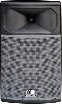 "15"" 2-way Amplified Loudspeaker  MS-1886"