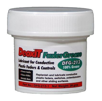 DeoxIT Fader Grease, 28g  DFG-213-1