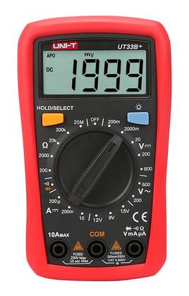 UNI-T Digital Multimeter  UT33B+
