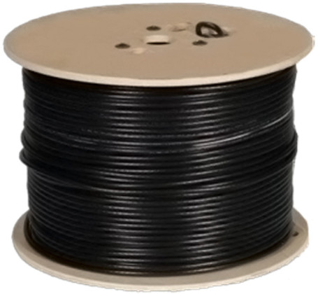 1000ft. Econo RG-6 Coaxial Cable, 60% Shield  1265RG6UB