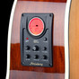 Auditorium Body Acoustic Guitar with Preamp & Tuner  SA-20C