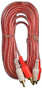 12ft Clear RCA Extension  ACG-112