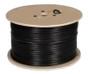 500ft. RG-6 Coaxial Cable, 65% Shield  1665RG6UB-500