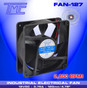 """4.7"""" Fan 12VDC  FAN-127"""