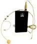 Dual Wireless/Headset/Lavalier VHF+Plus Mic System  MC-LX1288