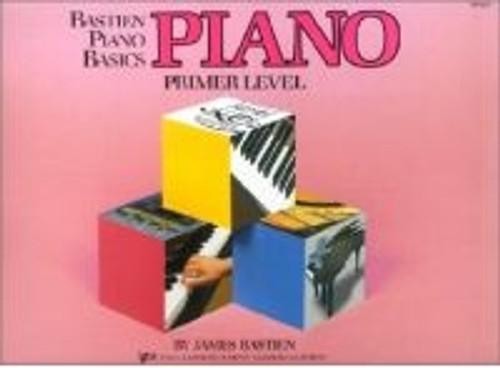 Bastien Piano Basics: Piano Primer Level