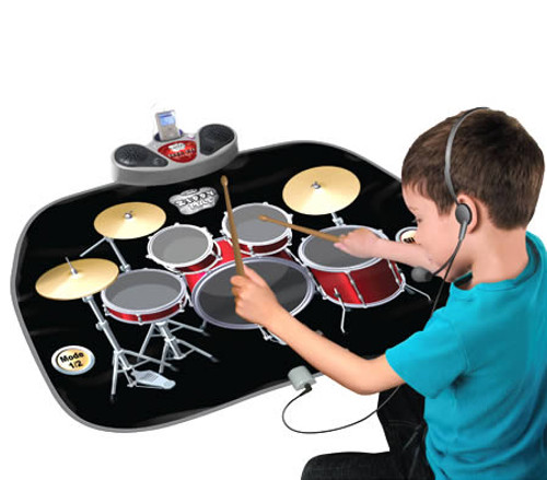 Drum Kit Play Mat