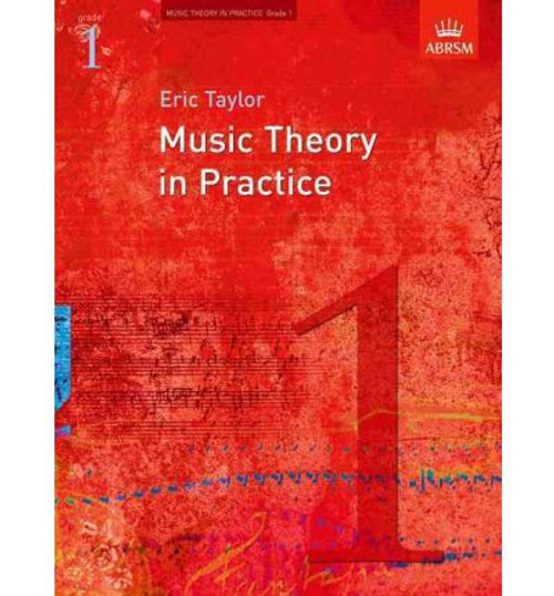 Music Theory In Practice Grade 1-Eric Taylor