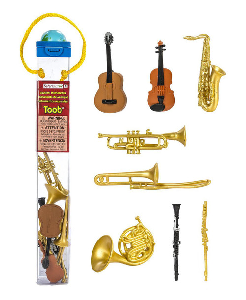 Toob Musical Instruments Pack