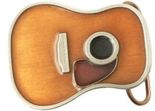 Belt Buckle Acoustic Guitar