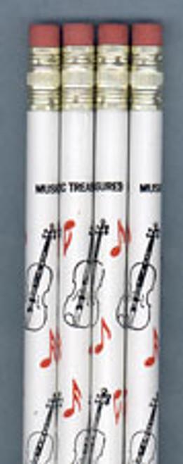 Pencil Violin