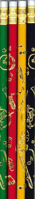 Pencil Musical Instrument