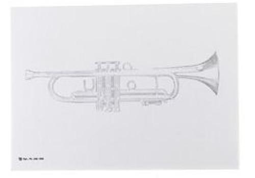 Sticky Pad Trumpet