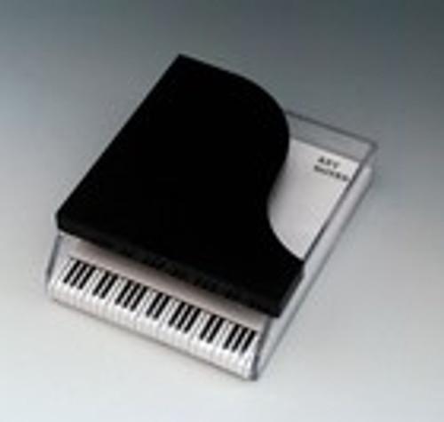 Memo Holder Grand Piano Acrylic