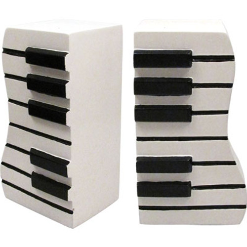 Bookend Wavy Keyboard