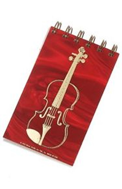 Notebook Hologram Violin