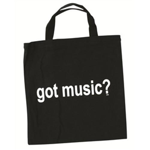 Bag GOT Music Tote Black