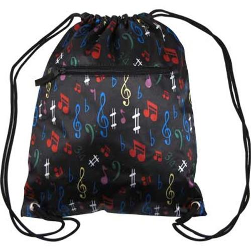 Bag Satin Sling Multi Colour Notes