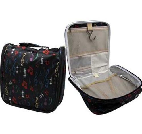 Bag -Satin Travel Music Notes