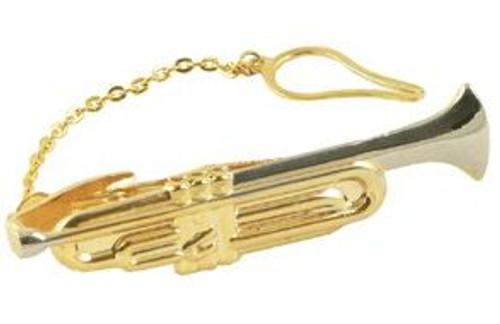 Tie Bar Trumpet
