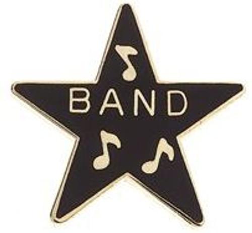 Mini Pin Star Award Band