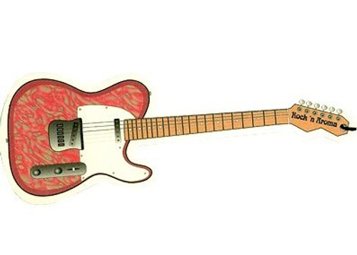 Air freshener Guitar Strawberry