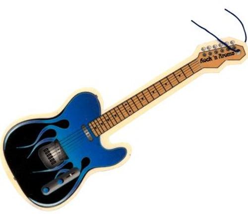 Air freshener Flame Guitar Sweet Emotion