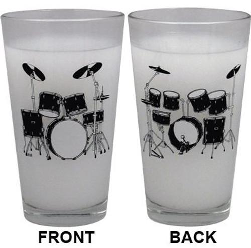 Glass - Mixing Drum Set