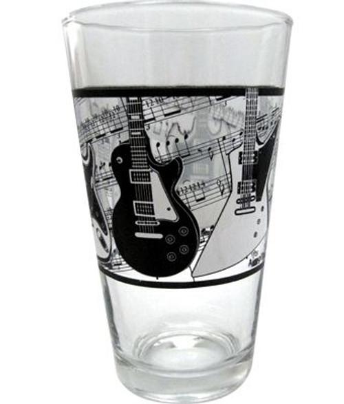 Glass - Mixing Guitars/Sh Music