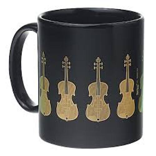Mug Violin B/G