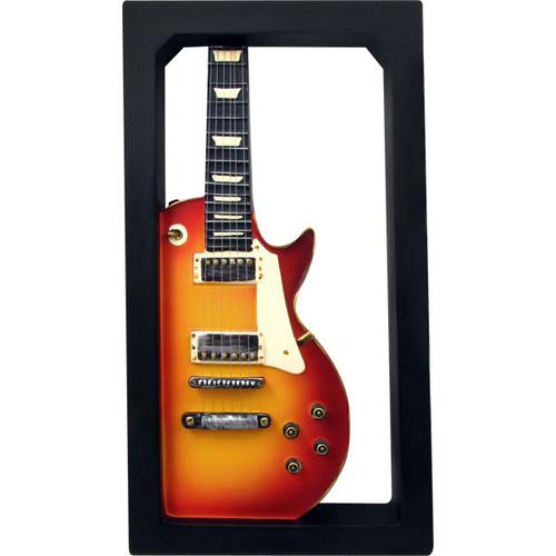 Wall Plaque Vintage Electric Guitar 11.5