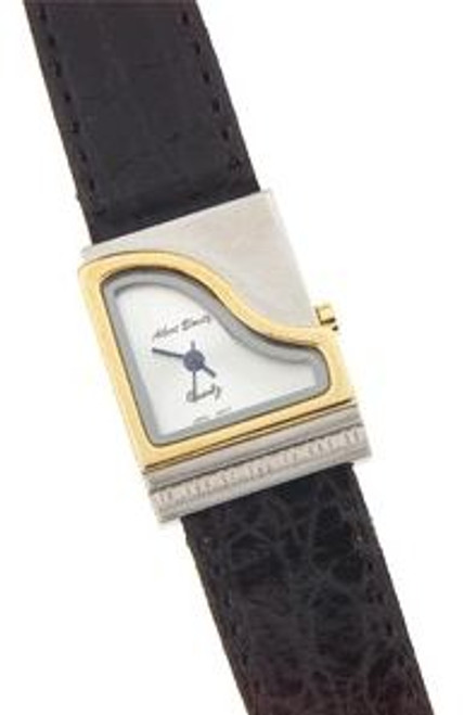 Watch Piano Shaped Silver