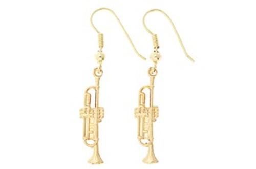 Earrings Trumpet