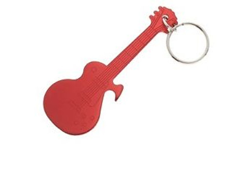 Keychain Guitar Round Opener Assorted